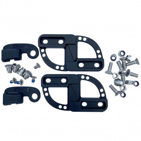 French Snowboard Brand CLIPS & HOOKS - STONE SNOWBOARDS Accessories Stone Snowboards