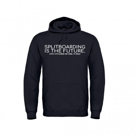 French Snowboard Brand SWEAT SPLITBOARDING Wear