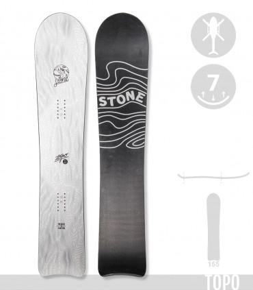 TOPO - STONE SNOWBOARDS