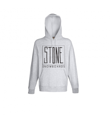 French Snowboard Brand HOODIE - STONE SNOWBOARDS Wear Stone Snowboards