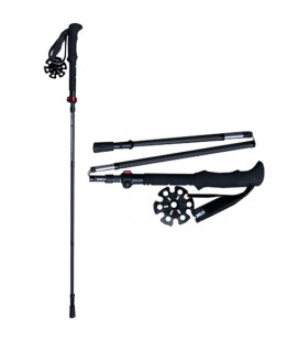 French Snowboard Brand ULTRA LIGHT CARBON POLES - STONE SNOWBOARDS Accessories