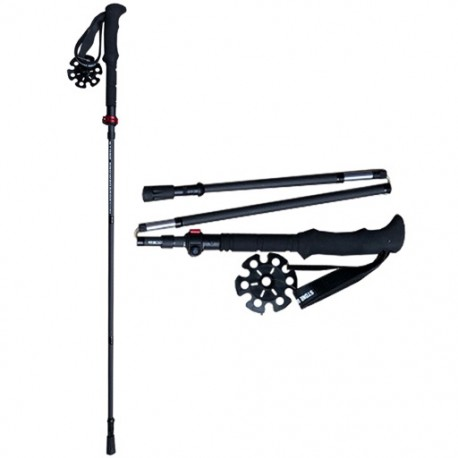 French Snowboard Brand ULTRA LIGHT CARBON POLES - STONE SNOWBOARDS Accessories Stone Snowboards