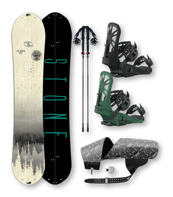packs-splitboards